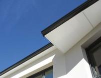 Sorties de toit, conduits, bandeau sous face de toiture