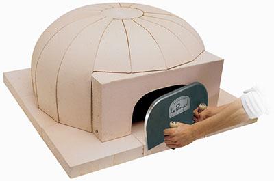 Four bois barbecues et traitements sols toitures for Four a bois exterieur prix
